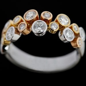 Unusual ring collection